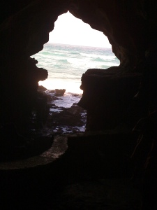 Hercules Cave, Tangier
