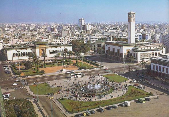 Reflections on casablanca writing the maghreb - Marocco casablanca ...