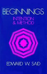 Beginnings: Intention & Method (1975)
