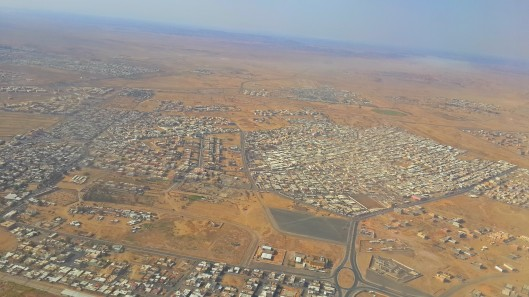 Tabuk from the Air