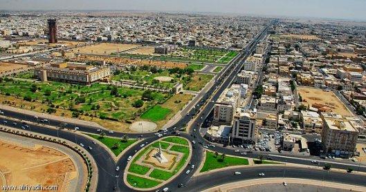 Downtown Tabuk