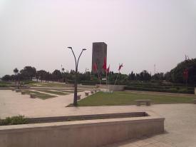 Hassan Tower, Rabat