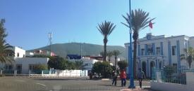 Town center, Sidi Ifni