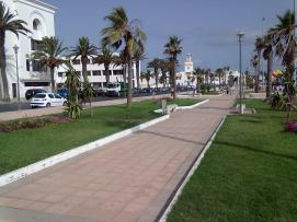 Avenue Nabeuil, Eljadida