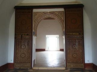Menara from inside, Marrakech