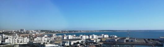 Agadir from North west